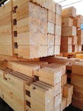 """Изделия из древесины из профилированного бруса (""""ПСК Позитив Дом"""", ИП Савин В.О, г.Урай)"""
