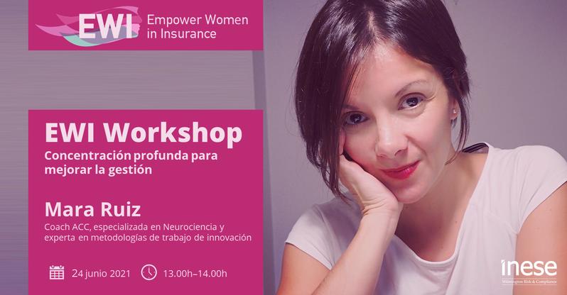 Mara Ruiz EWI Workshop