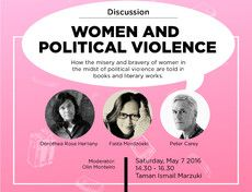 "Discussion ""Women and Political Violence"""