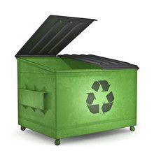 Outdoor dumpsters
