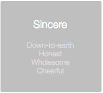 Sincere