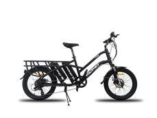E-Bike x 2 Batteries