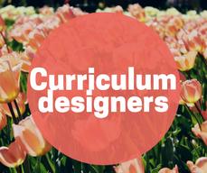 Curriculum designer