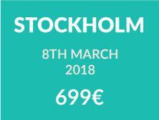 Stockholm - 8/3-18