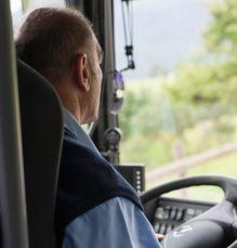 ... bussförare