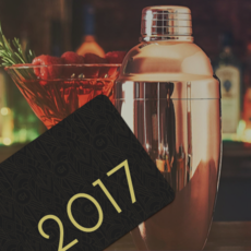 Membership, Copper Cocktail Shaker