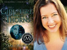 Rae Carlson, The Girl of Fire and Thorns Series