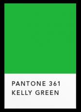 Светлый зеленый