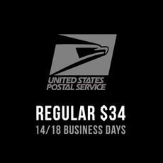 USPS REGULAR - $34
