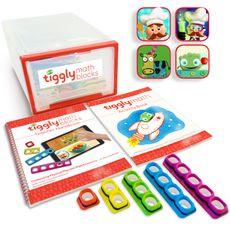 Tiggly Math Education (5 sets): $199.00