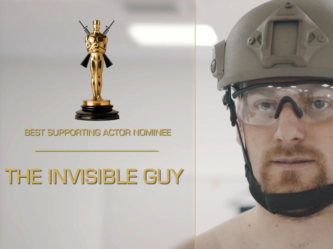 """Picture for choice """"The invisible guy"""""""