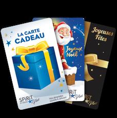 Carte Spirit of Cadeaux