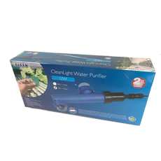 CleanLight Water Purifier 12