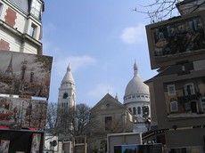 Montmartre & Sacré Coeur