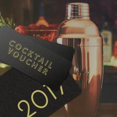 Membership, Shaker, 2 Cocktail Vouchers