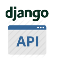 Django web service (API)