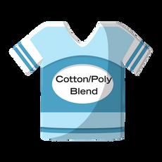 Cotton/Poly Blend