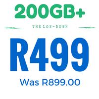 Premium Business Capped 200GB (CWPBC200)