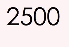 2500 stuks. € 375,- ex. btw.