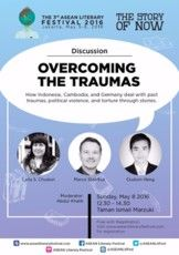 "Discussion ""Overcoming The Traumas"""
