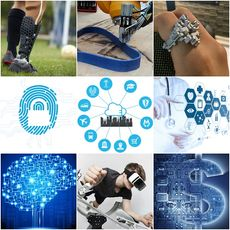 ICT, IoT, AI, Security, VR, 3D, Med & FinTech