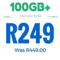 Premium Business Capped 100GB (CWPBC100)