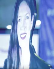 Placa holográfica