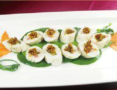 磊園活魚餐廳─鱻蔬養生捲