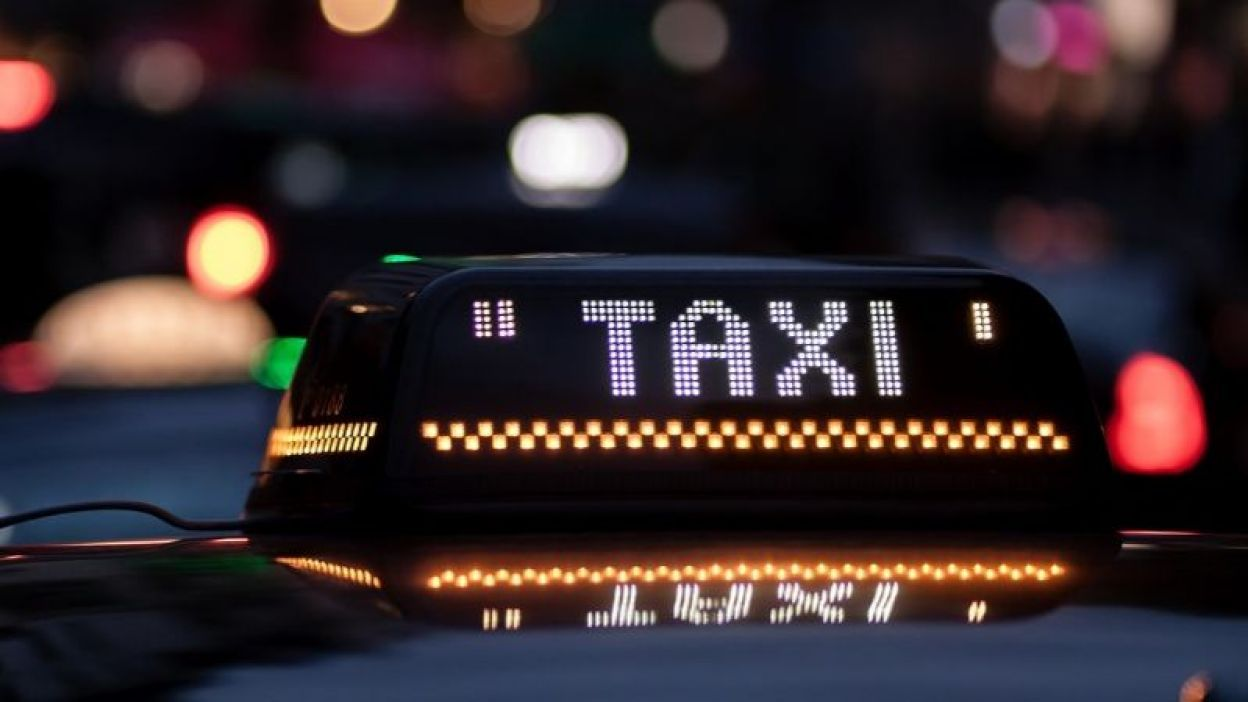 "Picture for choice ""Taxi"""
