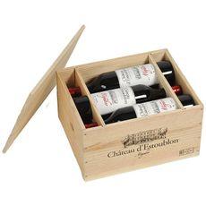 294€  - Caisse vin rouge ESTOUBLON