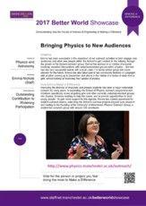 Emma Nichols - Widening Participation