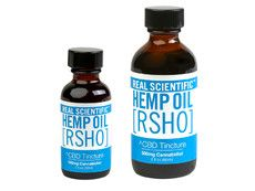 Real Scientific Hemp Oil™ Tinctures