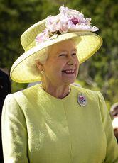 Brittiska drottningen