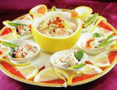心蘭活魚餐廳─柚香雙味魚片