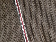 $95USD 13oz Japanese Brown Herringbone Selvage