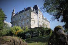 Visite de château privé