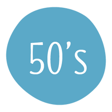 50 - 59 años