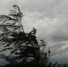 Kraftig storm