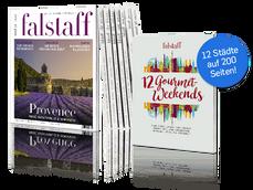 Jahresabo für € 59 | Travelbook geschenkt