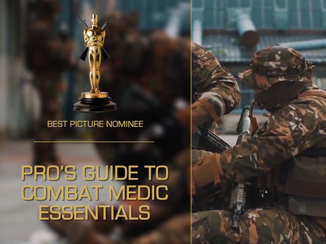 "Picture for choice ""Combat Medic Essentials"""
