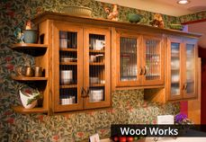 Wood works / Cupboards