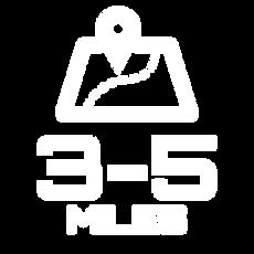 3-5 miles