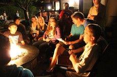 Saturday night fellowship
