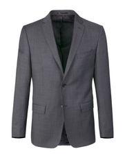 Un costume gris clair