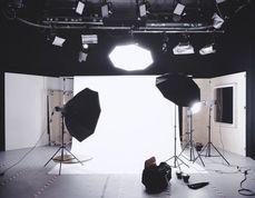 In A Studio