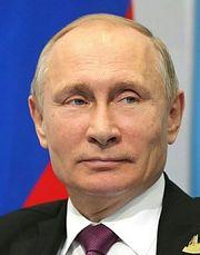 Vladimir Putin, Ryssland