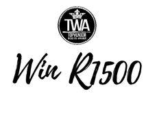 R1500 Cash