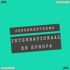 Internationale samenwerking en Europa