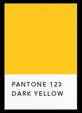 Желтый насыщенный