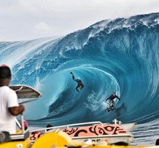 Surfline Photo of the Month